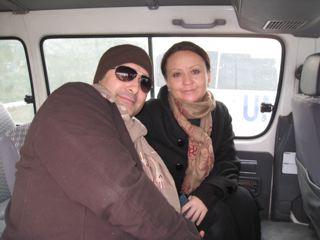 jalalabad airport/not! armored car to Kabul